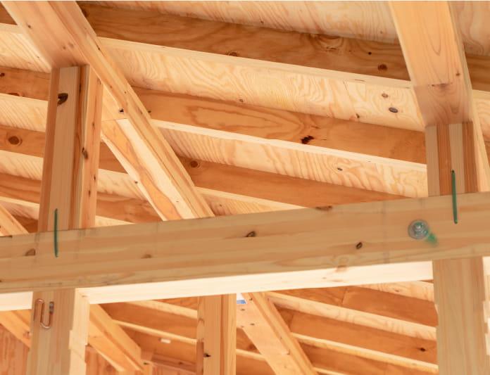 木造のイメージ写真