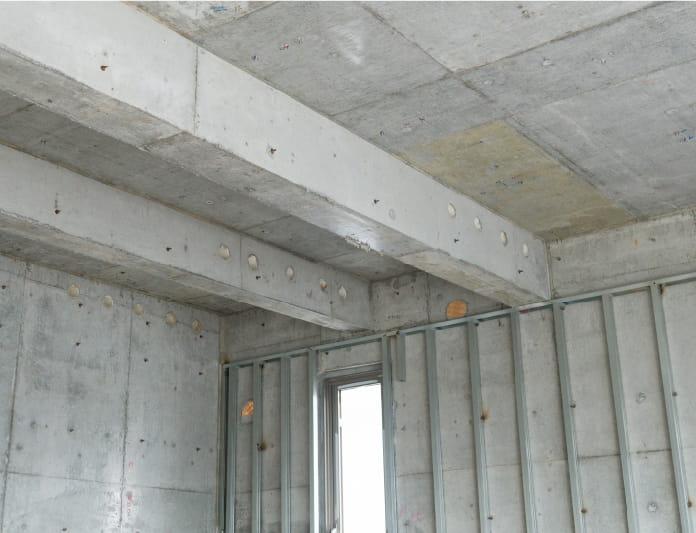 コンクリートのイメージ写真